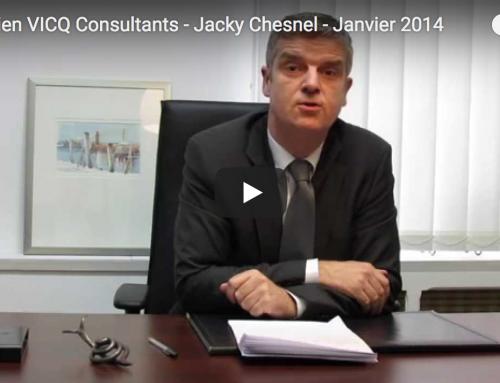 Jacky Chesnel sur le SI à Cherbourg-Octeville