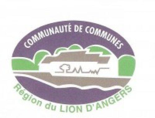 Communauté de communes de la Région du Lion d'Angers