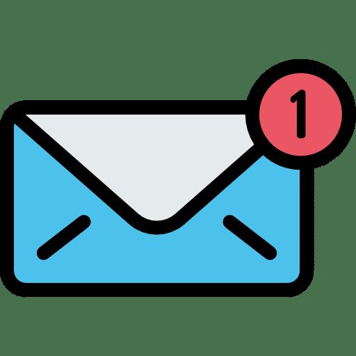 Alerte email